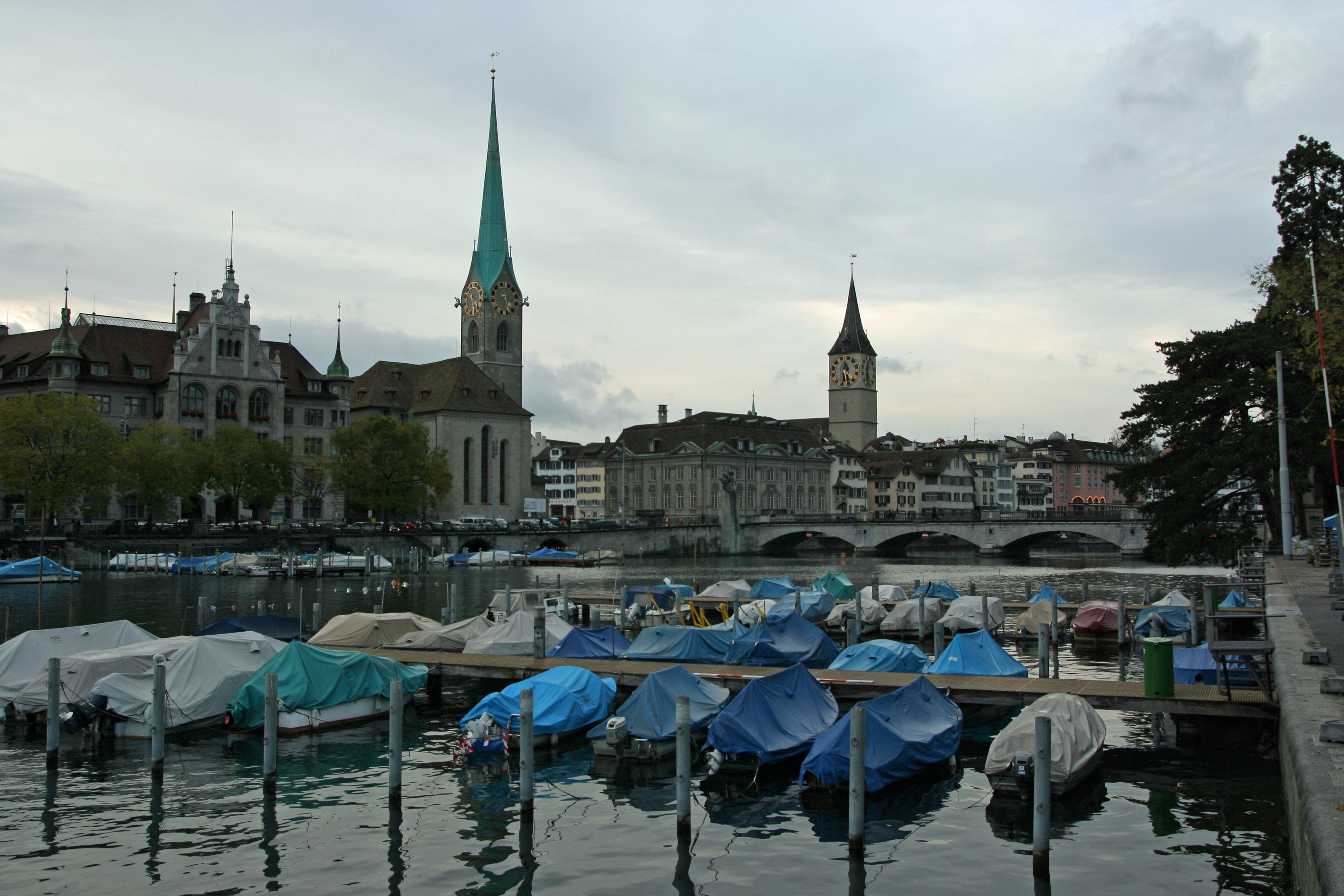 photos of switzerland cities
